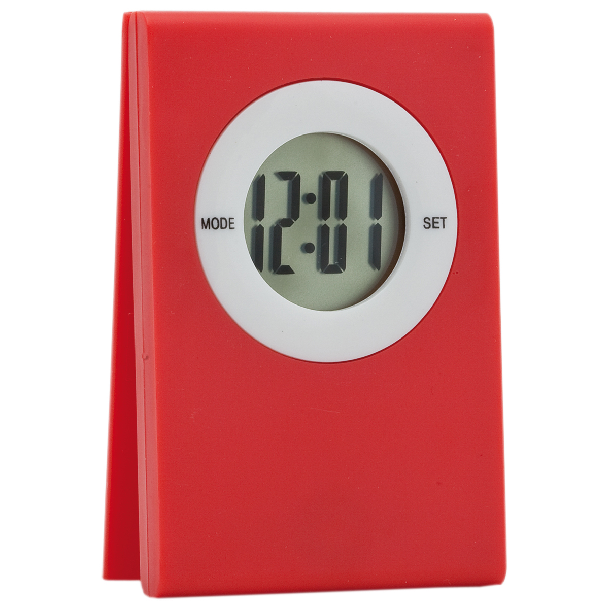 Table Clock 055 - hmi35055-04 (Red)