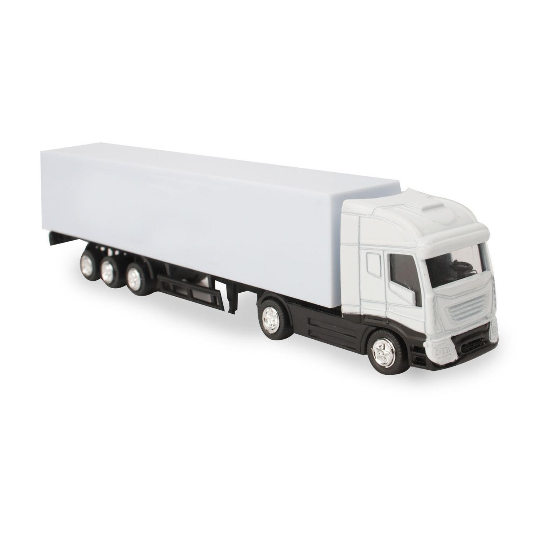 Truck Toy 028 - hmi43028-02 (White)