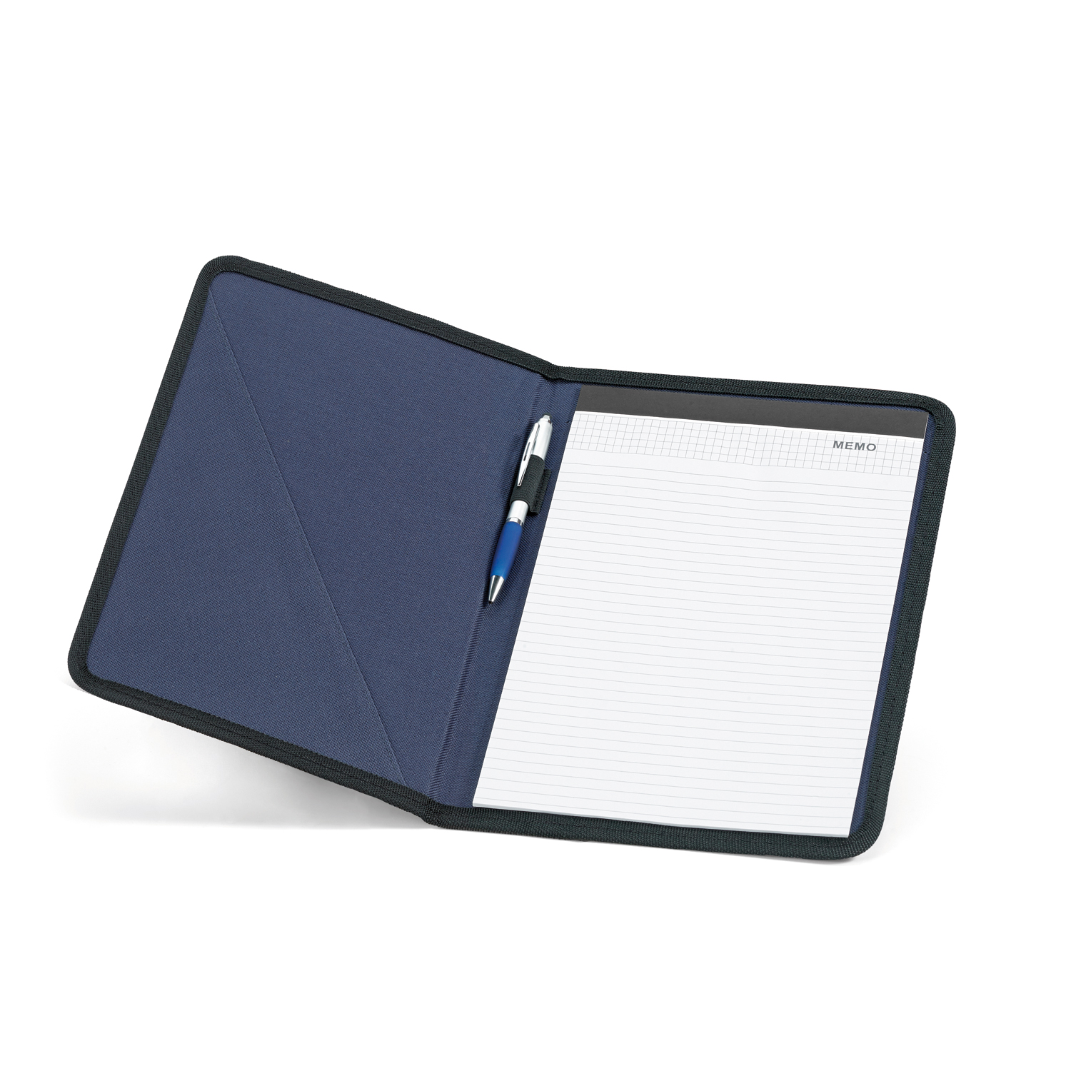 Folder 034 (A4 Document folder with 20 sheets inside) - hmi62034-08 (Dark Blue)