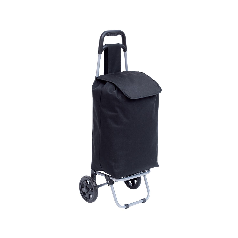 Shopping Trolley 138 - hmi64138-01 (Black)